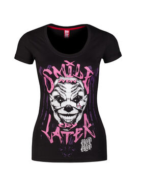 Blood In Blood Out Smile D-Shirt