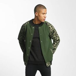 Cyprime / College Jacket Draco in camouflage