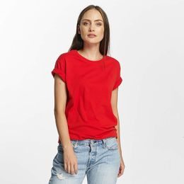 Cyprime Platinum Oversized T-Shirt Red
