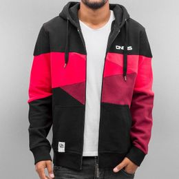 Dangerous DNGRS Limited Edition II Zip Hoody Black/Red