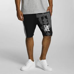 Dangerous DNGRS Ornaments Shorts Black