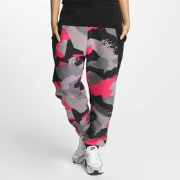 Dangerous DNGRS / Sweat Pant Twerky in camouflage