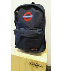EASTPAK OUT OF OFFICE Midnight Podzemgang