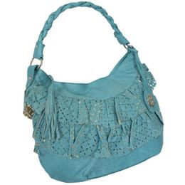 Ecko Red Dámska kabelka Can-Can-Hobo TURQUOISE