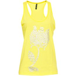 Ecko Red Double E Tank Limelight