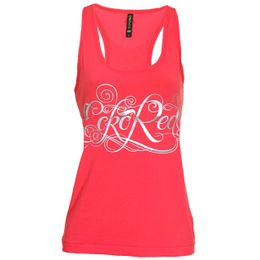 Ecko Red Leapin Lords Tank Pink