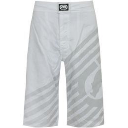 Ecko Unlimited Faded Shorts White