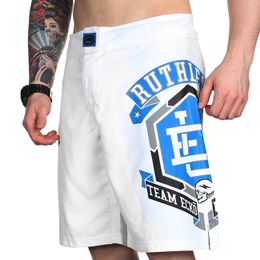 Ecko Untld MMA Ruthless Board Short White
