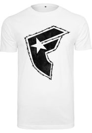 Famous Stars & Straps Barbed Tee white