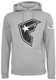 Famous Stars & Straps Composition Hoody h.grey