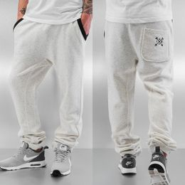 Just Rhyse Aleno Sweatpants White Speckled