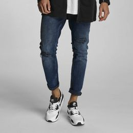 Just Rhyse Callum Skinny Fit Jeans Blue