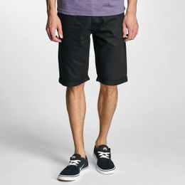 Just Rhyse Dakar Jeans Shorts Black
