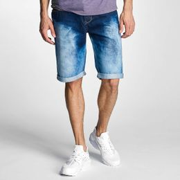 Just Rhyse Dakar Jeans Shorts Dark Blue