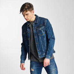Just Rhyse Freshwater Jeans Jacket Blue