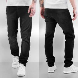 Just Rhyse Loma Slim Fit Jeans Black Wash