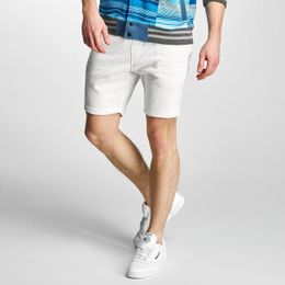 Just Rhyse Morgan Hill Shorts Off White