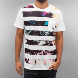 Just Rhyse Oliver T-Shirt White