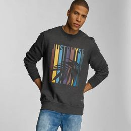 Just Rhyse Palm Springs Sweatshirt Anthracite