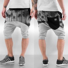 Just Rhyse Palms II Sweat Shorts Grey
