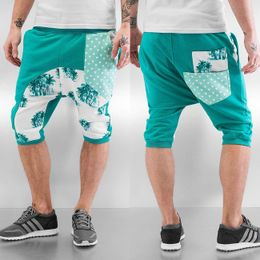 Just Rhyse Palms Shorts Green