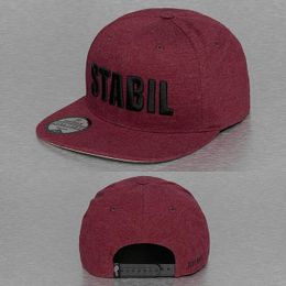 Just Rhyse Stabil Cap Red