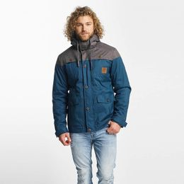 Just Rhyse / Winter Jacket Warin in turquoise
