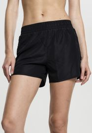 Urban classics Ladies Sports Shorts black