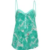 Roxy Tielko Dotty Water Mint Green