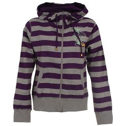 Sir Benni Miles Hoody Jacket Blackberry