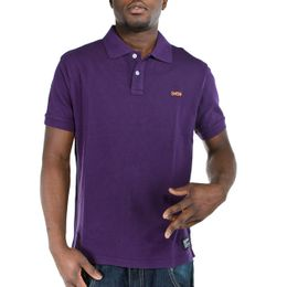 Sir Benni Miles Tričko Polo Dark Purple
