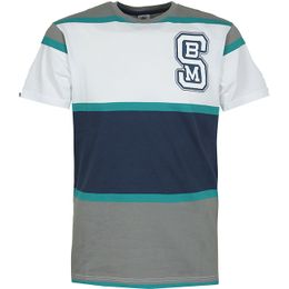 Sir Benni Miles Tričko Hastings Tee Blue