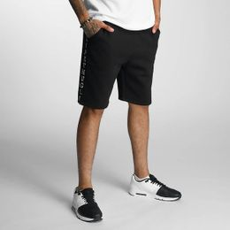 Thug Life Twostripes Shorts Black