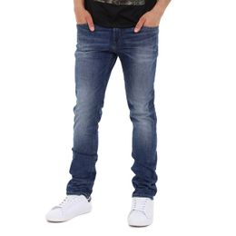 Tom Tailor Aedan Slim Mid Blue Slim Fit Rifle