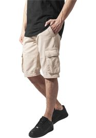 Urban Classics Fitted Cargo Shorts beige