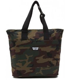VANS MN FREESTYLE TOTE Classic Camo