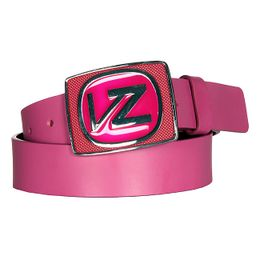 Von Zipper Ikonik Girls Belt Leather Pink