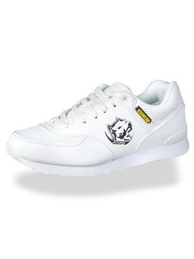 Amstaff 3 Running Dog Sneaker White