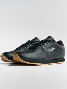 Thug Life / Sneakers Frontin in black